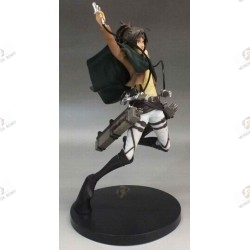 Shingeki no Kyojin Attack On Titan Figurine PVC Hans Hange Zoë profil