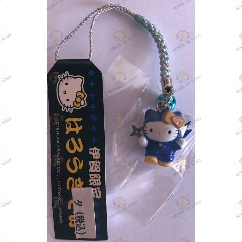 Strap Hello Kitty Ninja blue
