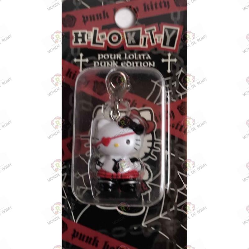 Strap Porte clefs Hello Kitty Pour Lolita punk edition by Novala Takemoto limited mascot-2005 boite