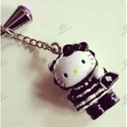 Strap Porte clefs Hello Kitty Pour Lolita Gothic edition by Novala Takemoto limited mascot-2005