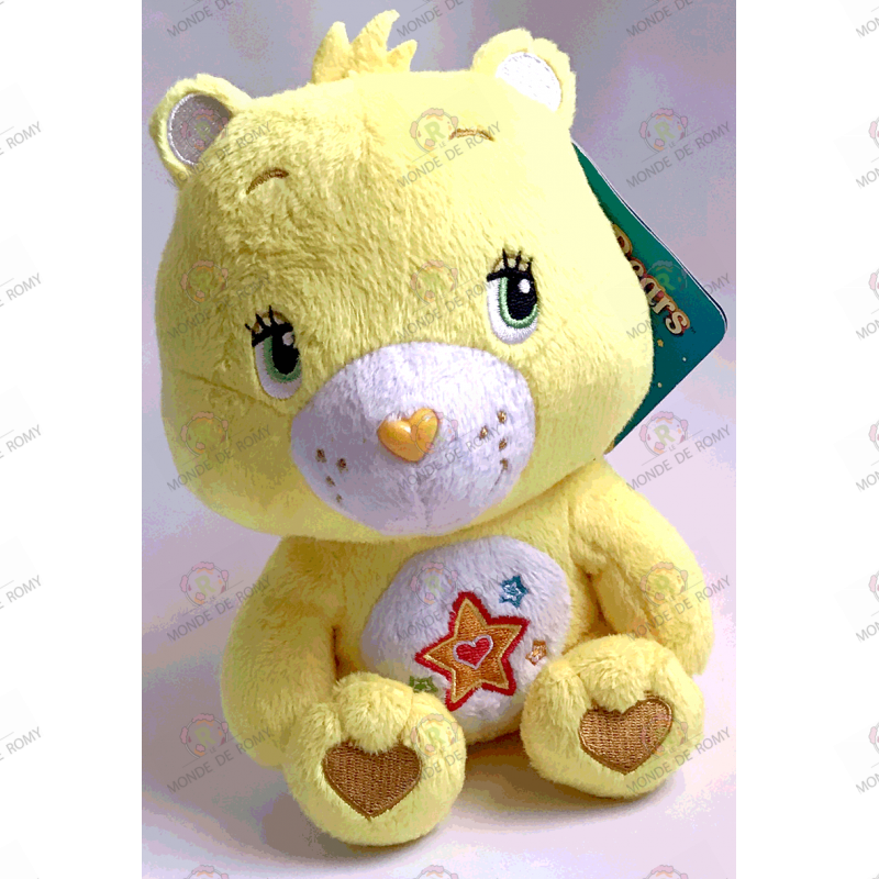 Care Bear SuperStar Bear edition limited