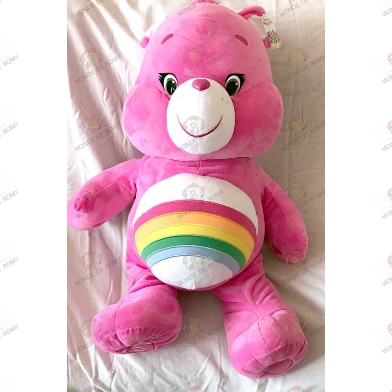Care Bear Cheer Bear plush Giant