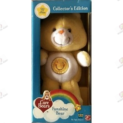 Plush Care Bears Funshine Bear Collector's Edition