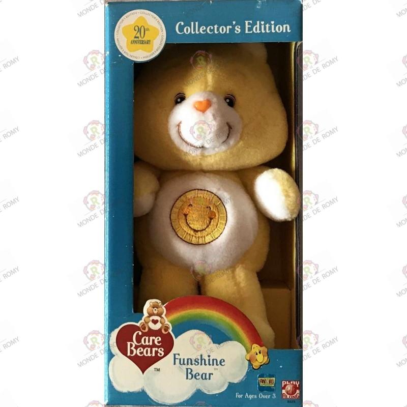 Plush Care Bears Funshine Bear Collector's Edition