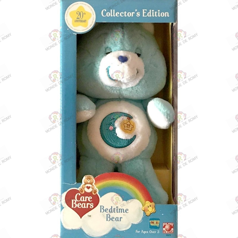 Plush Care Bears Bedtime  Collector's Edition