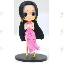 Figurine QPOSKET Boa Hancock Spring pink Version face