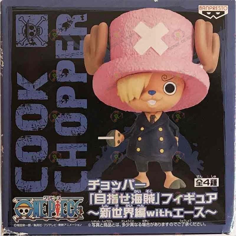 Figurine One Piece Tony Tony Chopper Sanji Ver