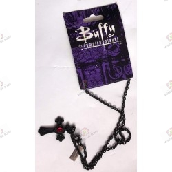 Black Cross Necklace...