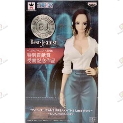 One Piece Best Jeanist Jeans Freak The Last Word Boa Hancock Figure boite