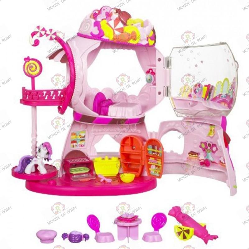 My Little Pony Sweetie Belle Maison de Bonbons