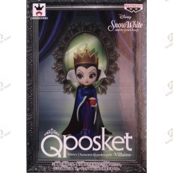 FIGURINE Disney characters QPOSKET Little Villains: Snow White The Queen exclusive JAPAN