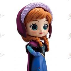Disney characters QPOSKET : La Reine des Neiges Anna gros plan
