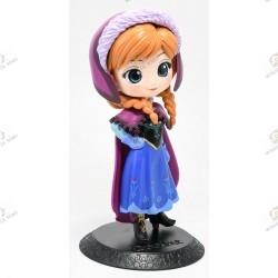 Disney characters QPOSKET : La Reine des Neiges Anna socle