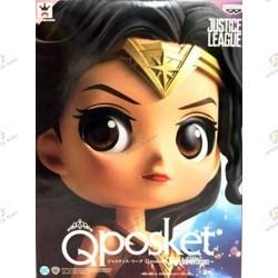 DC COMICS QPOSKET: Justice League, Wonder Woman boite face