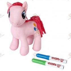 Peluche My Little Pony Pinkie Pie Scribble Me