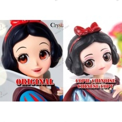 Figurine Disney Characters Crystalux: Snow White 1 figurineattention copies