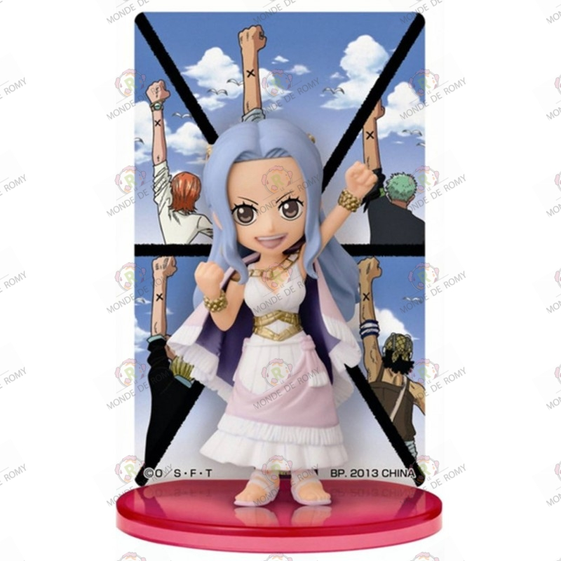 Ichiban Kuji One Piece Girls Collection 2 The Strong Girls Vivi Nefertari avec fond