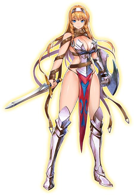leina vance queen's blade
