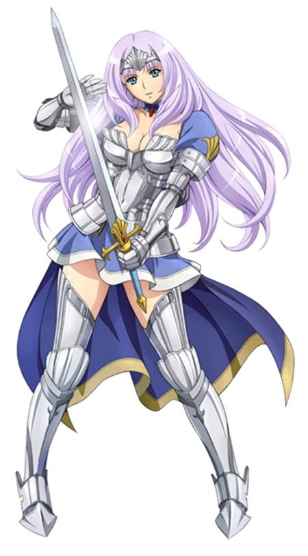 annelotte queen's blade rebelion