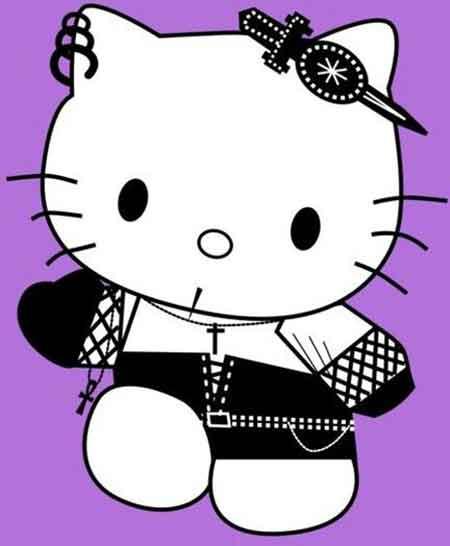 kitty gothic